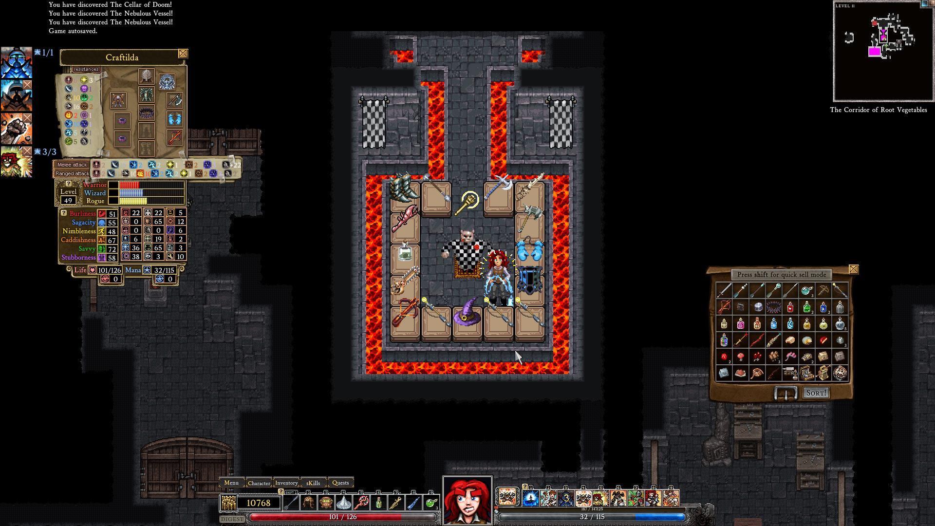 Download Dungeons Of Dredmor 1.1.2 Torrent